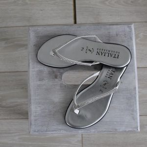 Italian shoemakers sandal